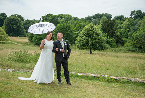 Jane & Mark - Lovely Stately Home
