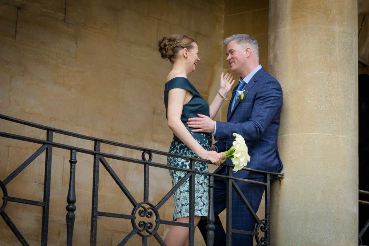 A Guildhall Wedding in Bath