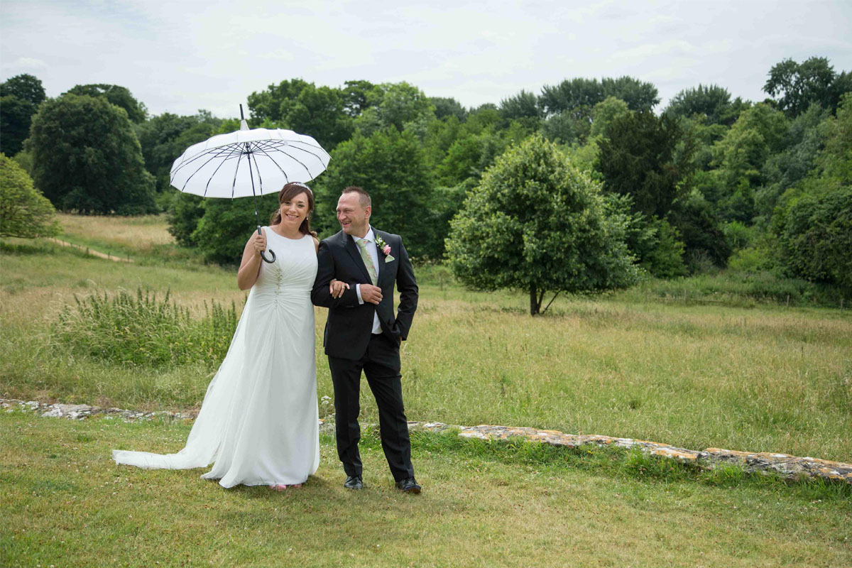 Summer wedding at Stanton House Hotel