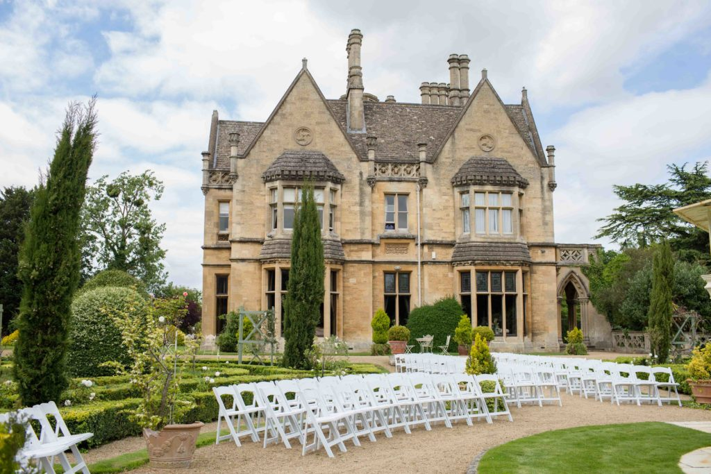 Manor by the Lake, Cheltenham, Wedding, Front View