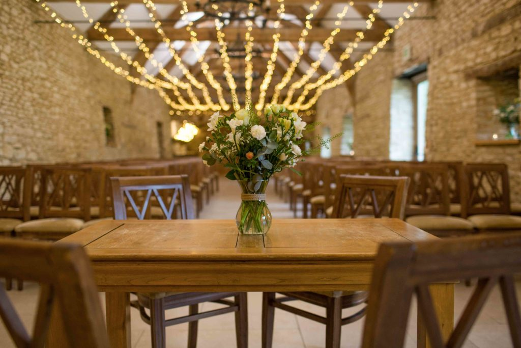 Caswell House, Oxfordshire, Ceremony Area