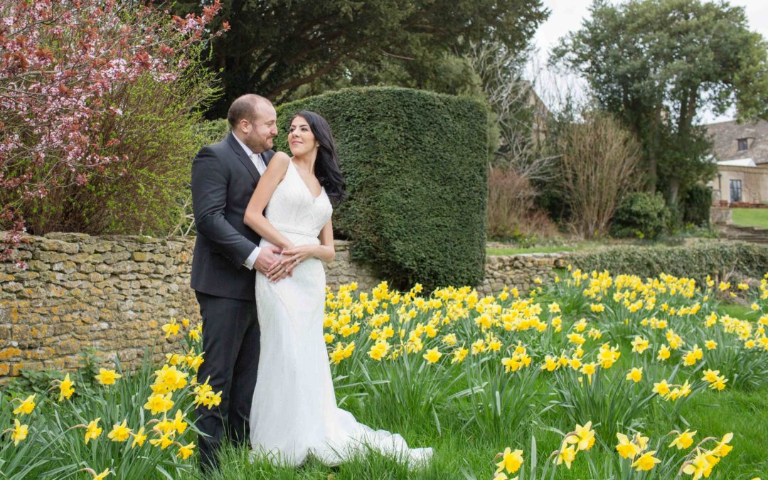 A Spring Wedding at Stanton House