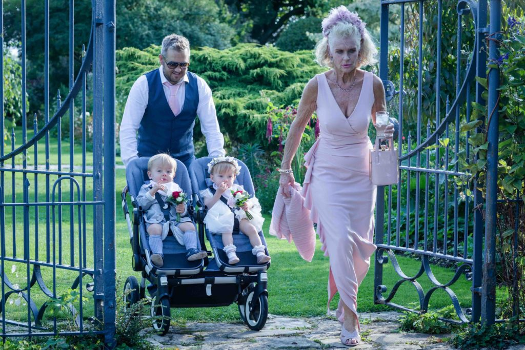 Barnsley House Wedding Guests