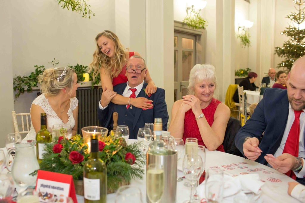 Kings Head Hotel Cirencester Bride Parents Bridesmaid