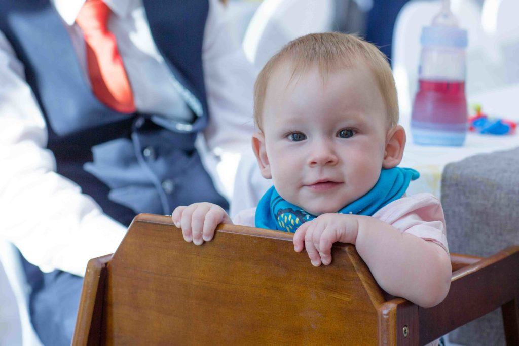 Highworth Hotel, Swindon, Wedding Baby High Chair